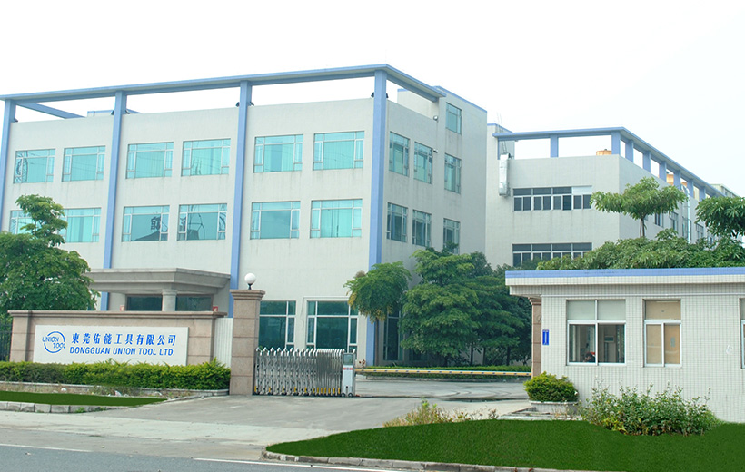 DONGGUAN UNION TOOL LTD. founded