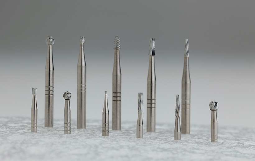 Introduced the nation's first Carbide Burrs for dental applications