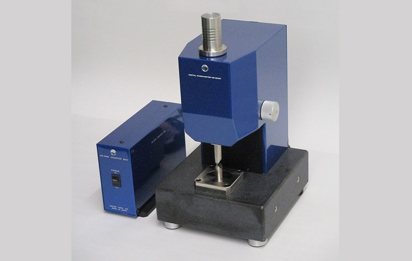 DS-2000: Diameter Measuring Instrument with 0.01μm Resolution