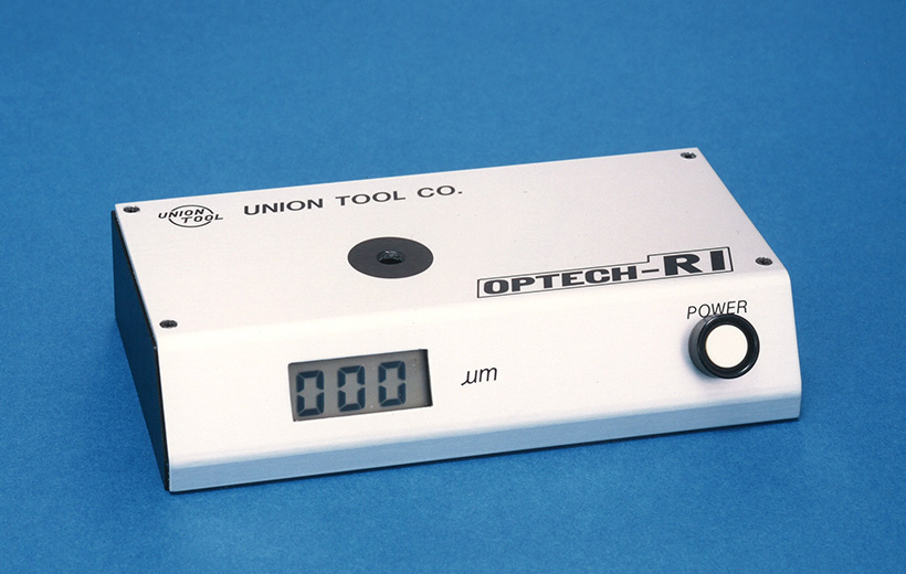 OPTECH-RI: Optical Spindle Run-out Measuring Equipment