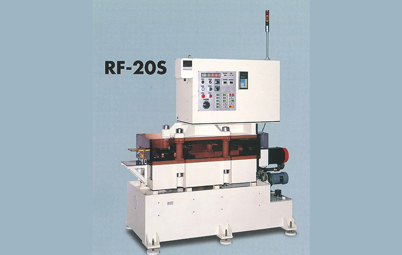 Started selling rolling machine RF-20